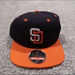 Vintage San Diego Padres Hat